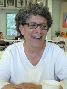 Friends of Aloka Vihara co-founder Mindy Zlotnick