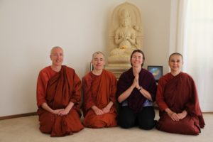 Emily and the Aloka Vihara bhikkhunis