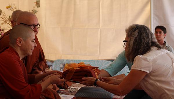Aloka Vihara Forest Monastery Kathina Ceremony